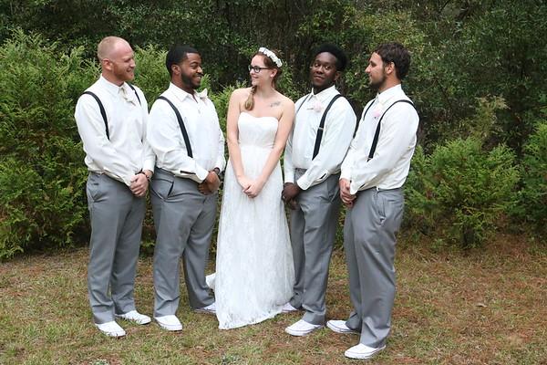 Raven-Phillip Cavalliere-Wedding Party