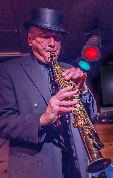 Steve Clark--Jeff Dayton and Friends-The Narrows Blues Saloon 2015