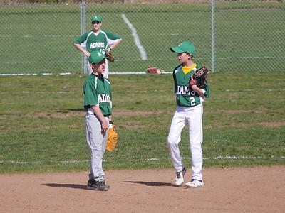 2013 Adams Baseball.