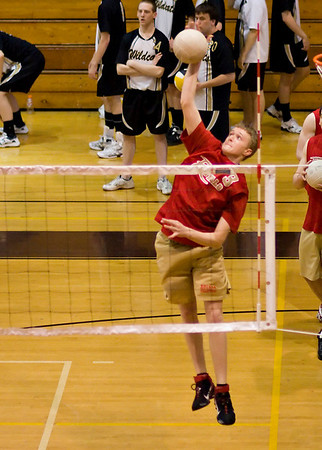 Wyoming Valley West tournament 03/28/09