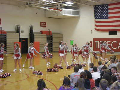 TMS Princ/Honor Roll List & Pep Assembly2011