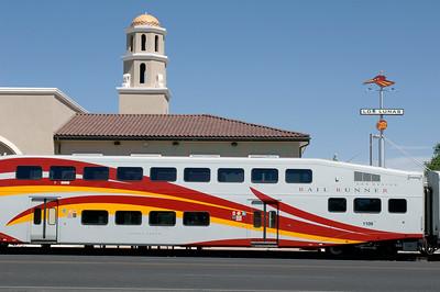 RailRunner and Stations