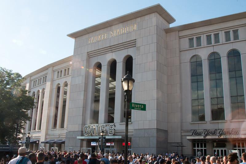 Yankee Stadium, the Bronx, NYC