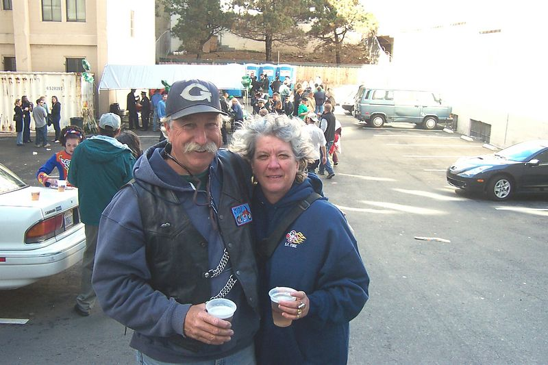 Gerry & Sherry from Santa Cruz Chapter