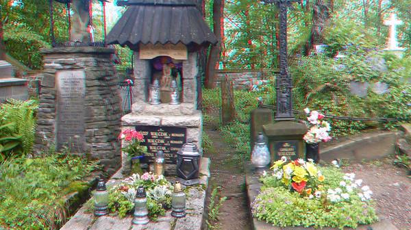 Old Cemetery in Zakopane, Poland