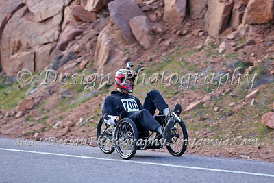 Pikes Peak Cycling Hillclimb, 2012