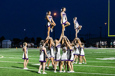 Band and Cheer, August 28