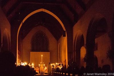 2016 Easter Vigil