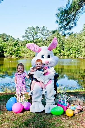 Tallow Creek Easter Bunny 2017
