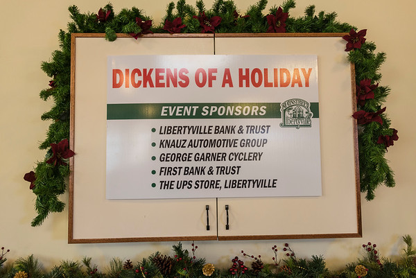 2017 Dickens of a Holiday