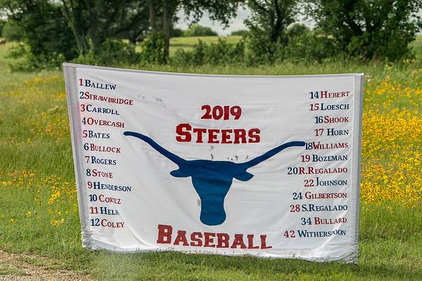 2019 Baseball Steers vs. Snyder