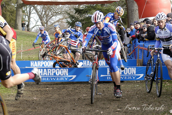 2006 Cyclocross Nationals, December 17, 2006 - Pro Elite Men SuperCup