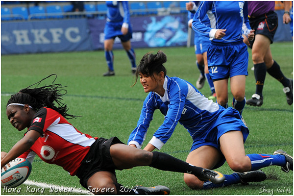 香港女子七人制-台灣 VS 加拿大(HKWR7s-TWN vs CAN)