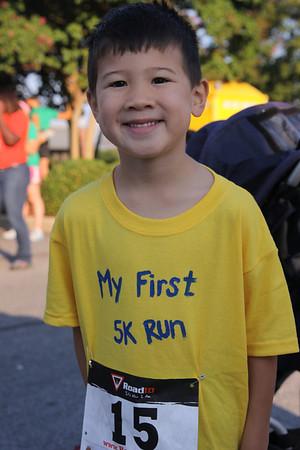 6th Annual 5K Run & 1 Mile Family Walk