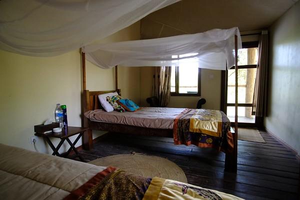 Dhalla and Samaki Camp - Tanzania