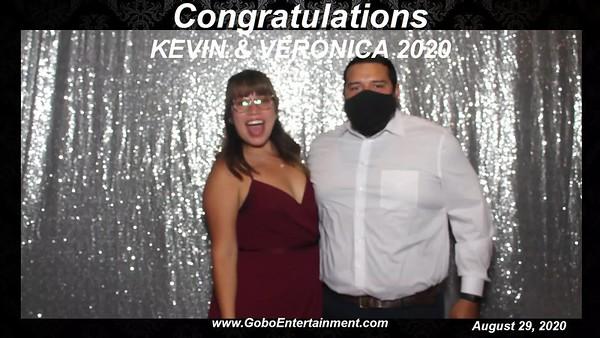 20200829 Kevin & Veronica