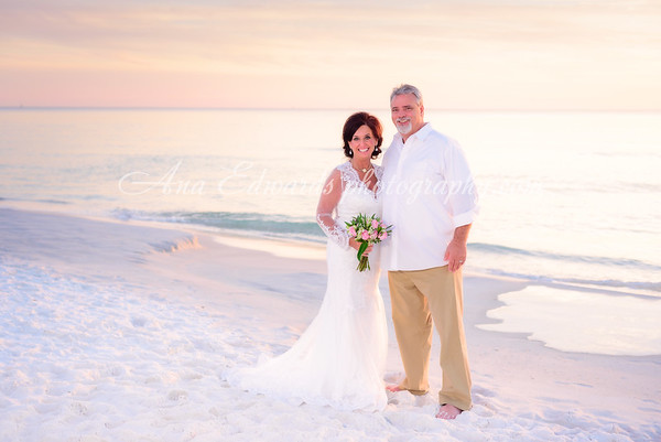 Mr. and Mrs. Olive  |  Panama City Beach