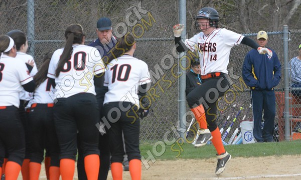 Oliver Ames - Foxboro Softball 4-28-16