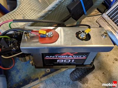 Kart Battery