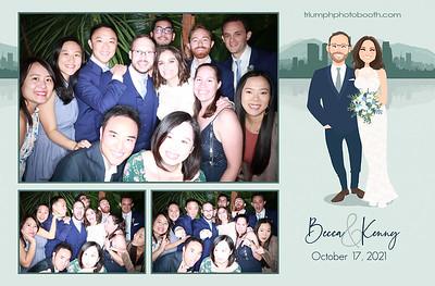 10/17/21 - Becca & Kenny Wedding