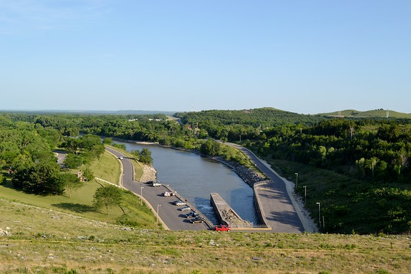 Tuttle Creek Dam - June 2012