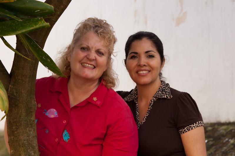 Susana and Marian 12-12-2009