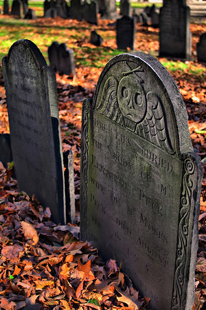 Boston's Granary Burying Ground