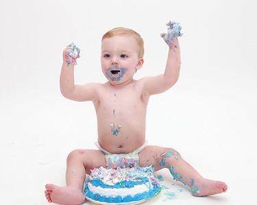 Vito's First Birthday