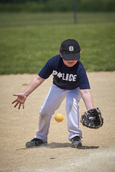Galesburg Police vs Knoxville Alfano's June 12, 2021
