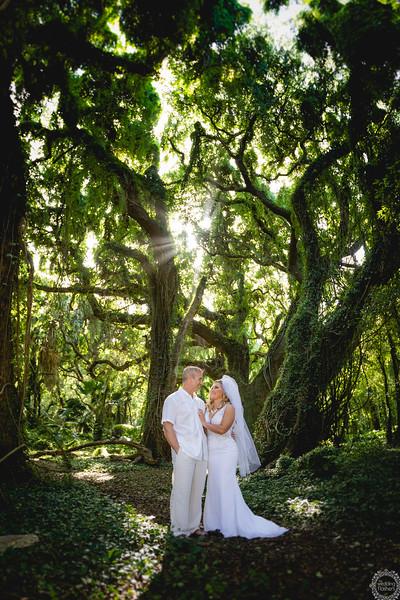 Beth & Tom (and Hawaii , too)