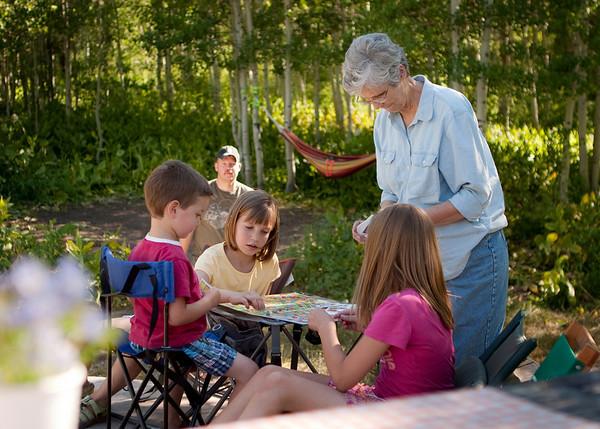 Clark Family Reunion 2010