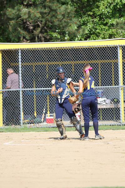 Shoreham Wading River Softball vs Miller Place 5-23-12 Playoff Game ---------- FIRST 7 INNINGS----