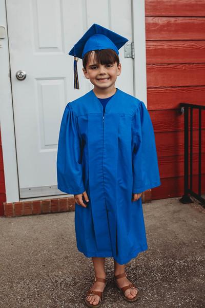 Hudson LRSH Graduation