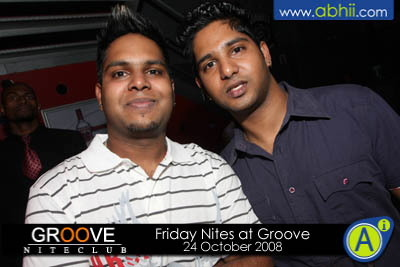 Groove - 24th October 2008