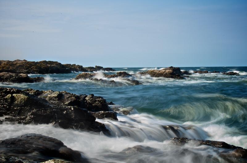 Wispy Sea
