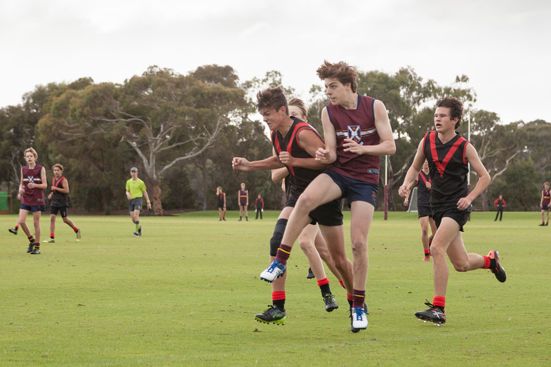 4 May 2019 Year 10 Football Versus Aquinas_36.JPG