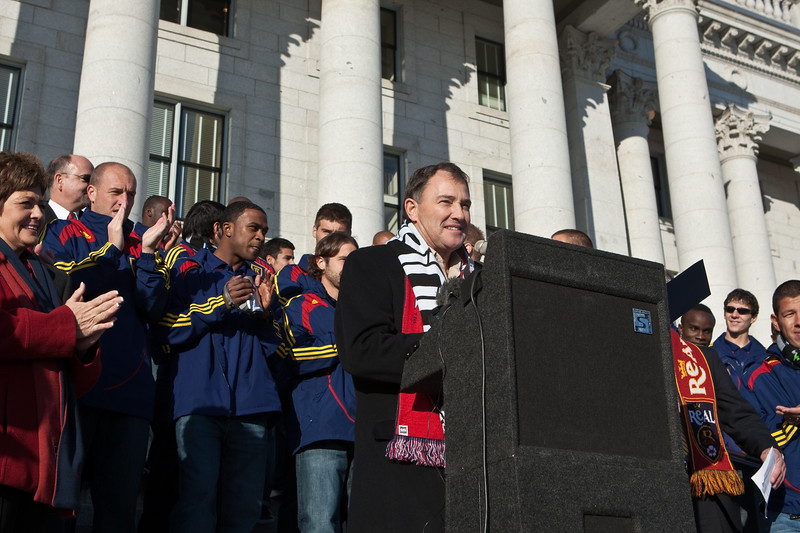 Real Salt Lake Day of Celebration