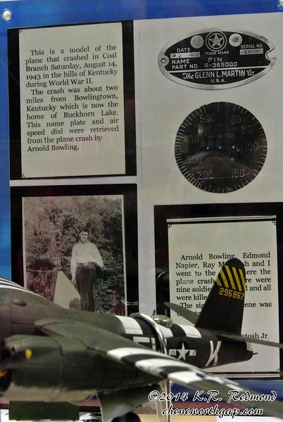 The 1943 Liberator Crash