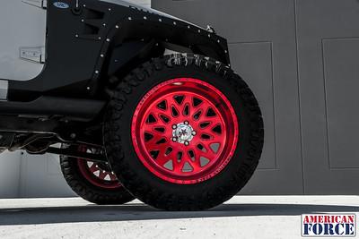 Joma-Auto-Performance-Nestor-White-2015-Jeep-Wrangler-Candy-Red-22x12-Zodiac-@streetglider1215