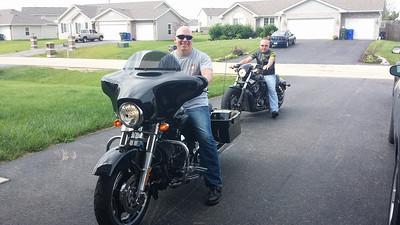 Harley Ride 2
