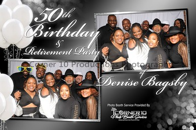Denise Bagsby's 50th Birthday Party