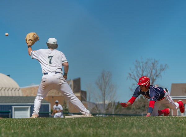 Chap Varsity Game Action Photos