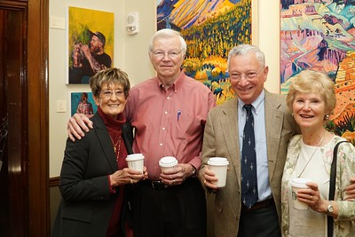 Bob's 80th Birthday - Los Alamos