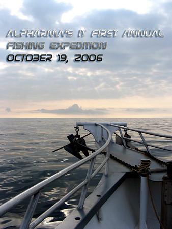 Alpharma Fishing Trip-10/19/06