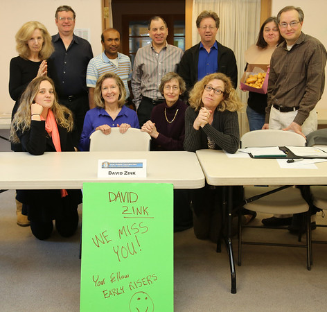 Toastmasters Group, March 11, 2014