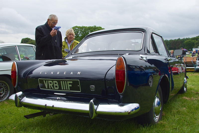 1968 Sunbeam Alpine 1725