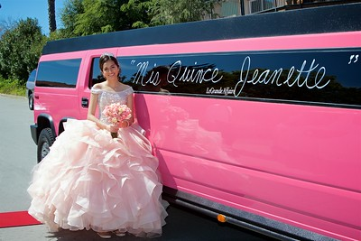 Jeanette's Quinceañera