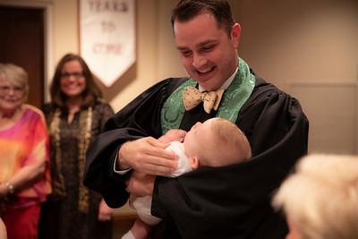 Rhys Baptism