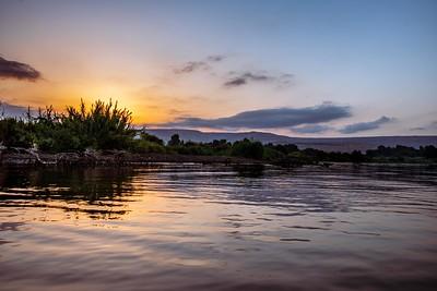Kayaks in Kineret - Sep 2021 - Seected