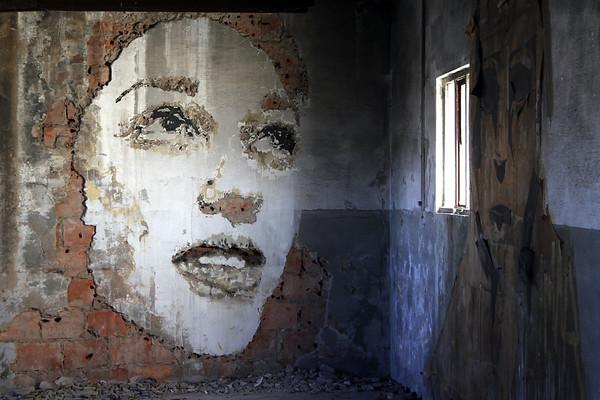 Graffiti in Porto, Portugal